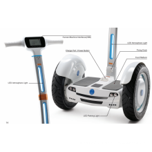 Auto balance wheel, roue intelligente, scooter solde libre avec main courante